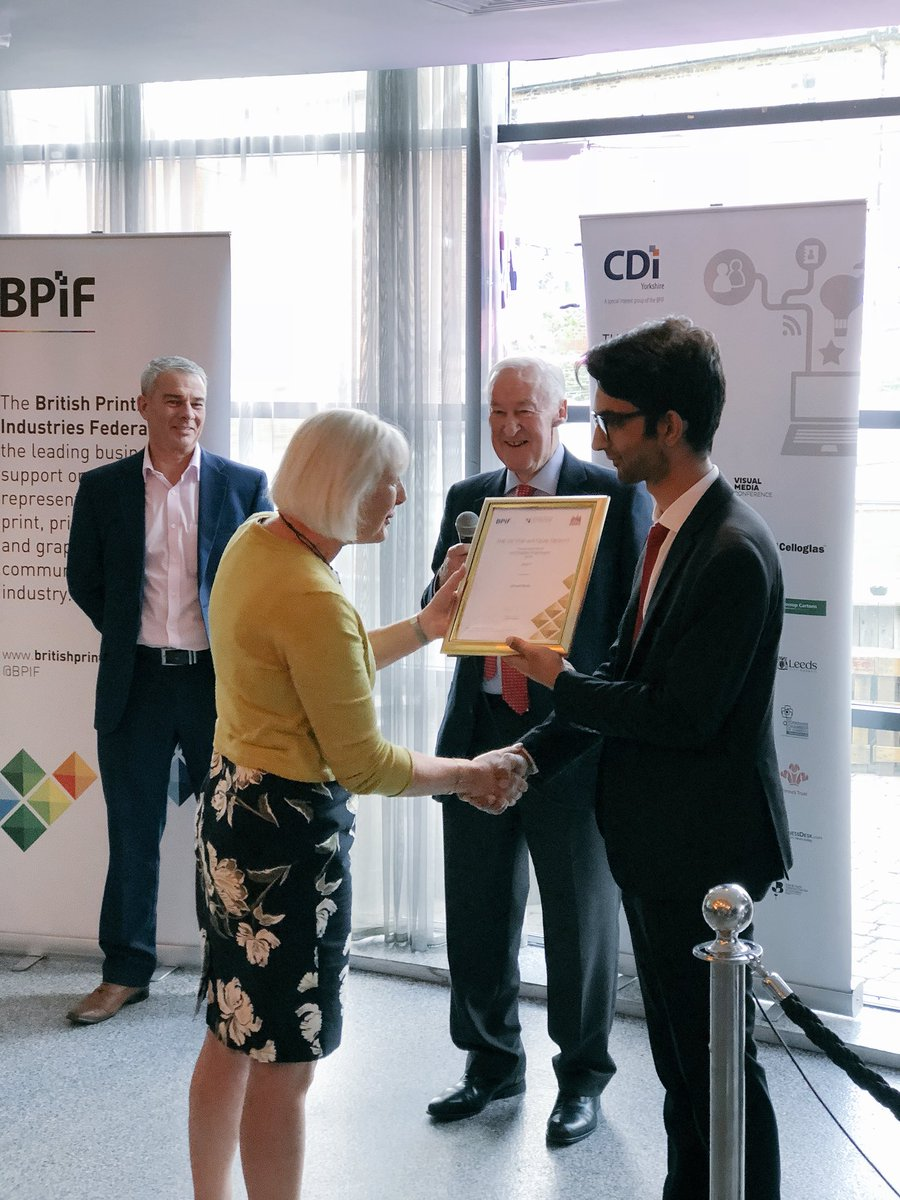 BPIF and CDi marks Yorkshire Day with an event to celebrate the print, creative and digital industries